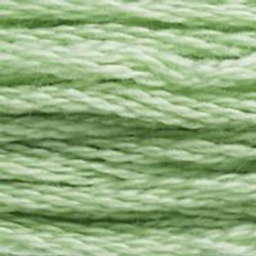 DM117-0164 STRANDED COTTON 8M SKEIN Pistachio Green