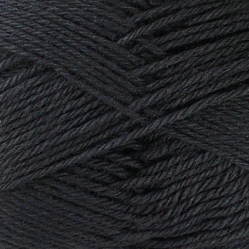 Crucci - 4ply 100% Pure New Zealand Soft Wool Sh 2 Charcoal