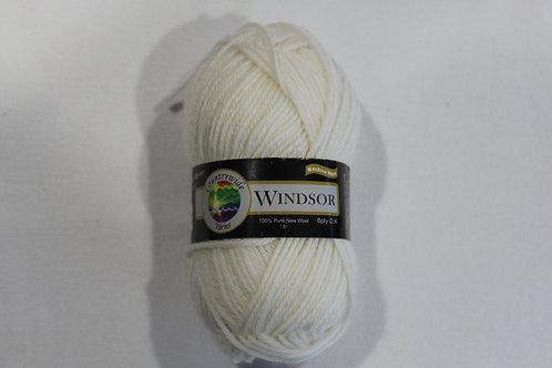 Windsor Standard 8 PLY DK 100% Wool 50gm Cream