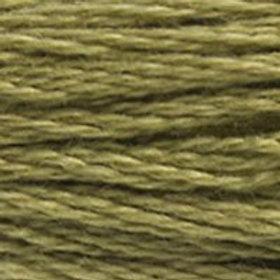 DM117-3012 STRANDED COTTON 8M SKEIN Marsh Green