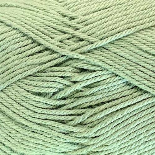 Crucci - 8ply 100% Pure Cotton Sh 115 Sage