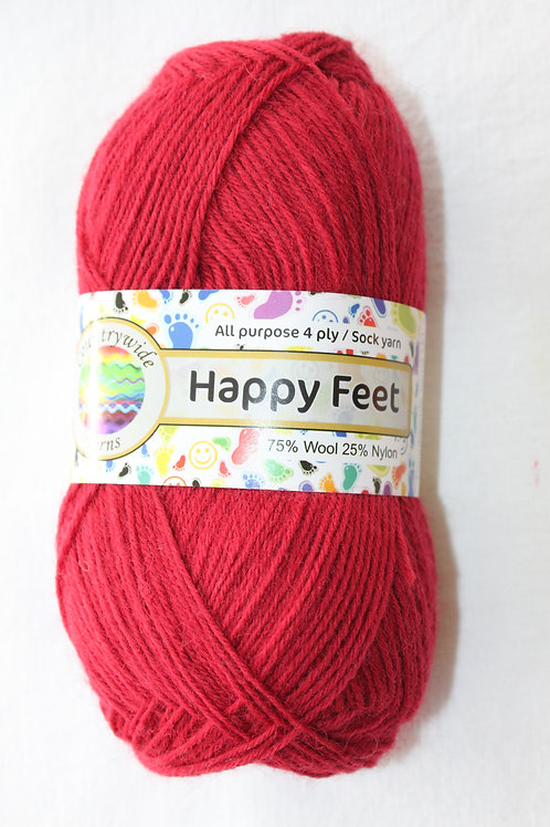 Happy Feet 4PLY DK 75% Wool / 25% Nylon 50gm Shade 47