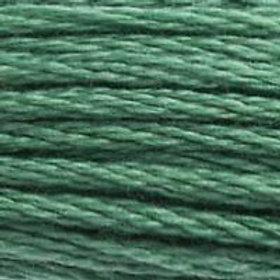 DM117-0163 STRANDED COTTON 8M SKEIN Eucalyptus Green