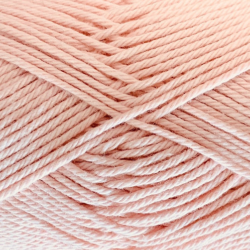Crucci - 8ply 100% Pure Cotton Sh 104 Blush