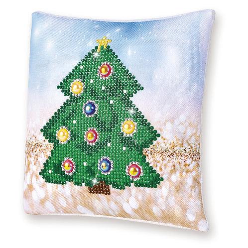 Diamond Dotz Christmas Tree (Mini Pillow)