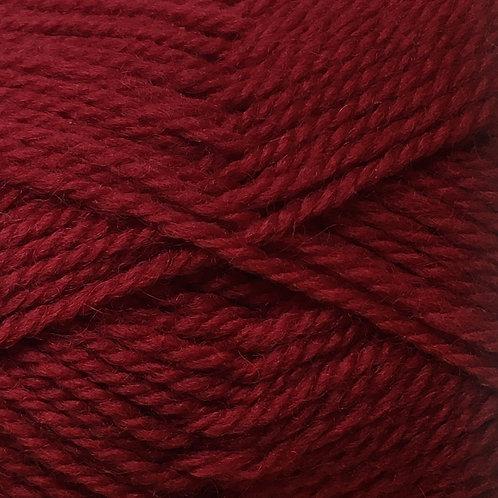 Woolly 12ply Machine Wash 100% Pure Wool Sh 5 Wine