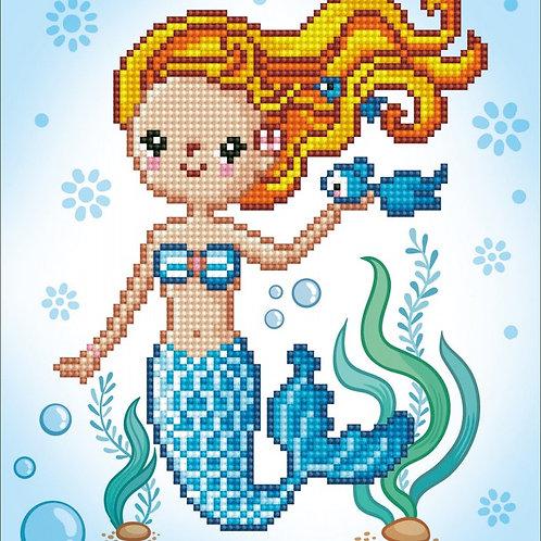 Diamond Dotz Sweet Swimmer