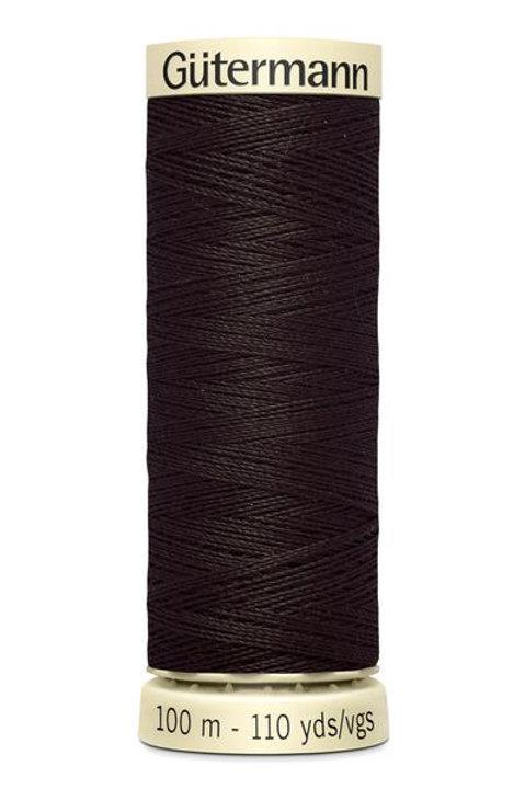 Gutermann Sew all Thread 100% polyester 100m #697