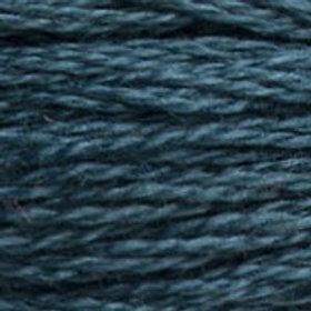 DM117-0924 STRANDED COTTON 8M SKEIN Dark Pearl Green