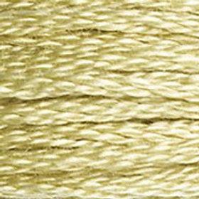 DM117-3046 STRANDED COTTON 8M SKEIN Rye Beige