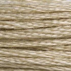 DM117-0613 STRANDED COTTON 8M SKEIN Rope Brown