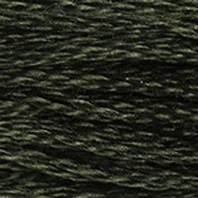 DM117-0934 STRANDED COTTON 8M SKEIN Algae Green