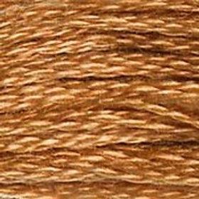 DM117-0436 STRANDED COTTON 8M SKEIN Teddy Brown