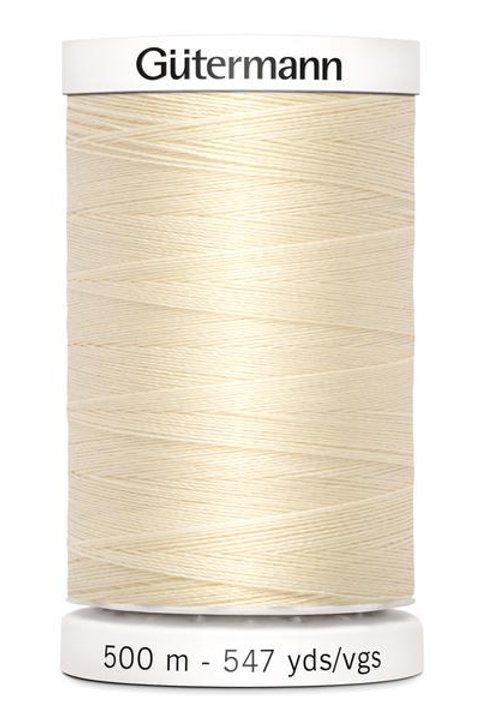 Gutermann Sew all Thread 100% polyester 500m #414