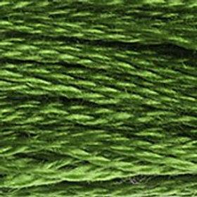 DM117-0905 STRANDED COTTON 8M SKEIN Parrot Green