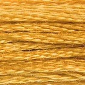 DM117-0783 STRANDED COTTON 8M SKEIN Old Gold