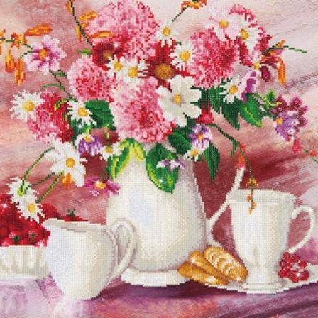 Diamond Dotz Romantic Tea Time
