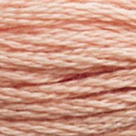 DM117-3771 STRANDED COTTON 8M SKEIN Sandy Rose