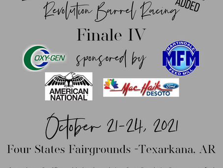 2021 Revolution Finale IV is coming up in a few weeks!