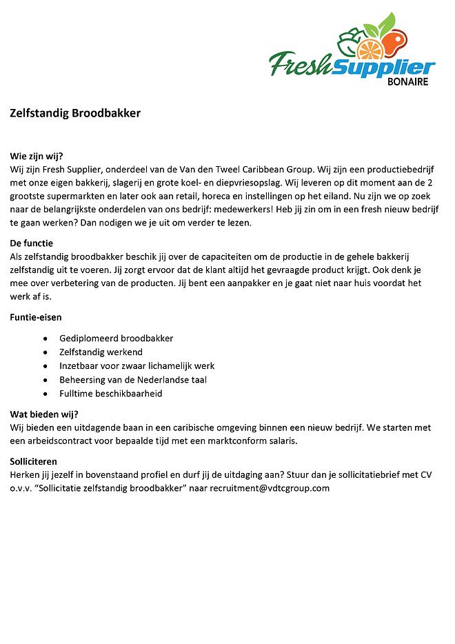 Vacature Fresh Supplier - Van den Tweel Carribean - Zelfstandig broodbakker.png