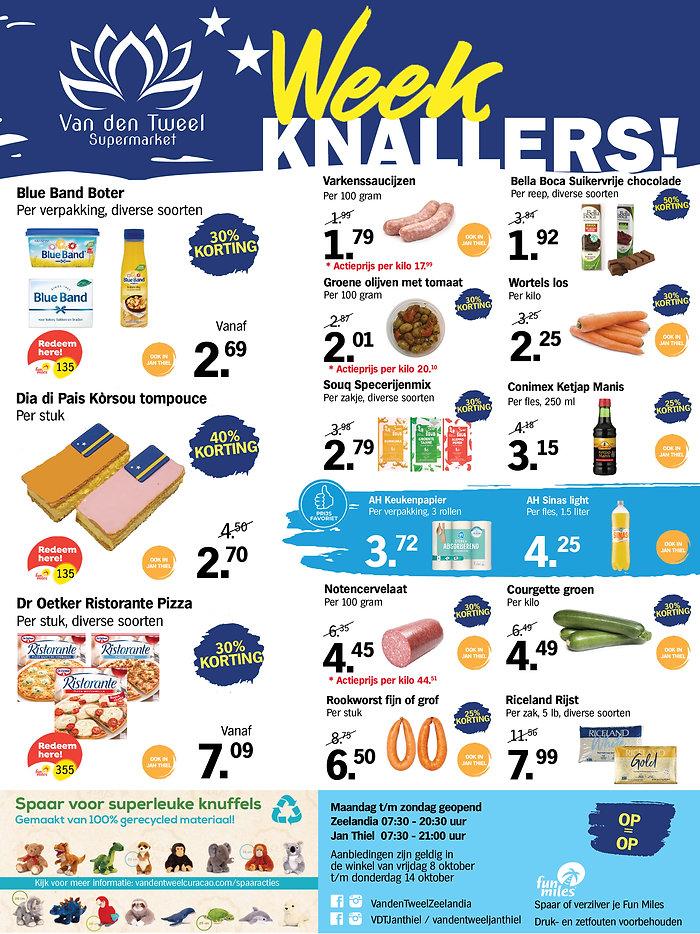 NL A4 Weekknallers week 40-41 van den tweel supermarkt curacao zeelandia en jan thiel.jpg