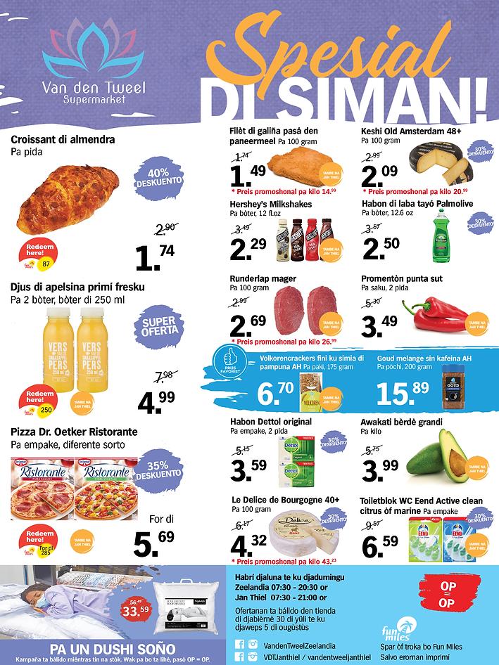 A4 Supermarkt Curacao Van den Tweel Zeelandia en Jan Thiel Weekknallers week 30 PAP.png