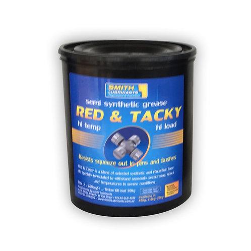 Red & Tacky