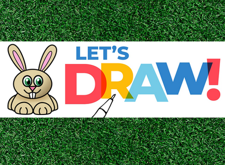 Fun Activity: How to Draw a Bunny