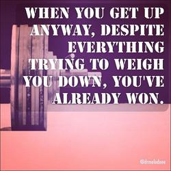 Keep pushing...