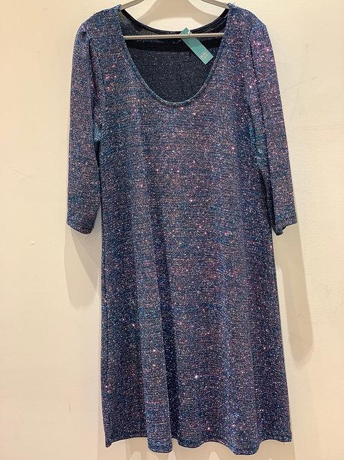 שמלה אופנתית מבד לורקס
