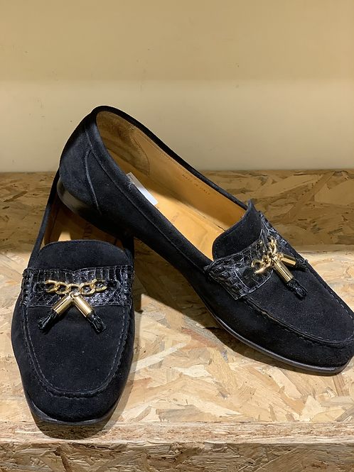 נעלי מוקסין אופנתיות