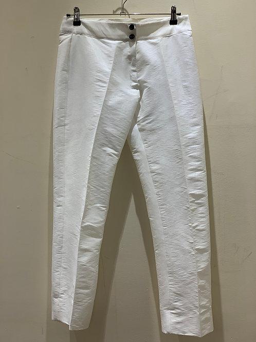 מכנסי ערב לבנים