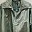 Thumbnail: חולצת סאטן קשירה ירוק בקבוק