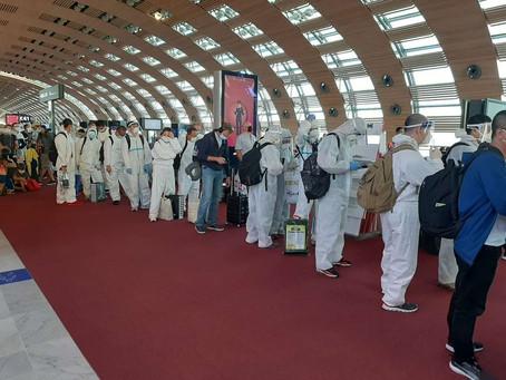 Quelles sont les formalités de retour en Chine ?