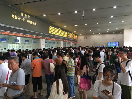 Coût du travail en Chine