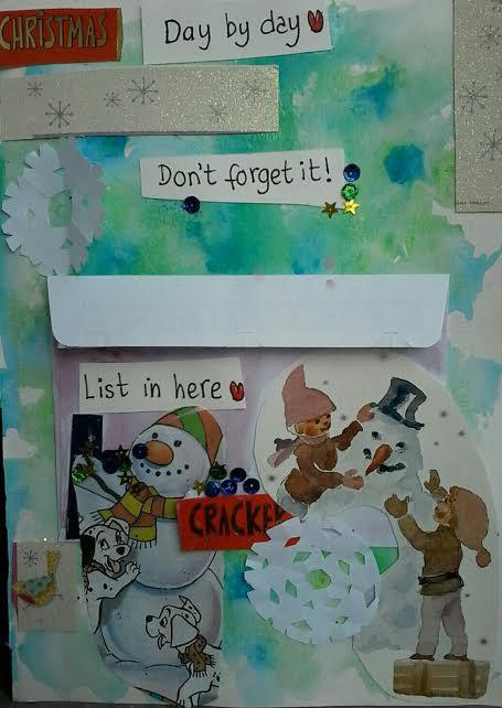 Brigid's English Language Christmas Activities