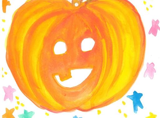 Make a Halloween Board Game