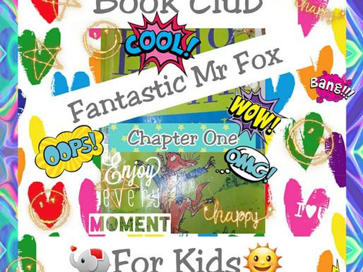 Book Club - Fantastic Mr Fox