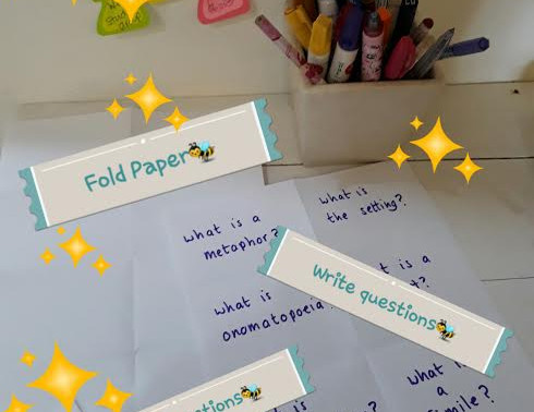 Homemade Revision Games