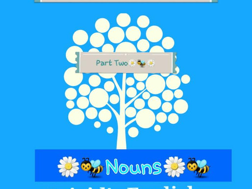 Basic Grammar Guide: Nouns