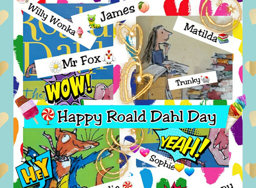 Roald Dahl Day Quiz
