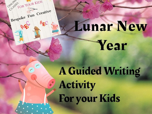 A Story For Lunar New Year
