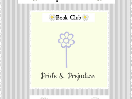 Book Club-Pride & Prejudice