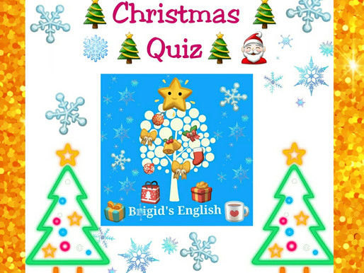 Take our Christmas Quiz