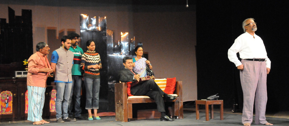 Theatre, a strategy to raise awareness about public policy challenges