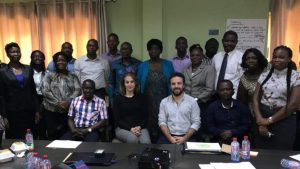 Context Matters work in Ghana.