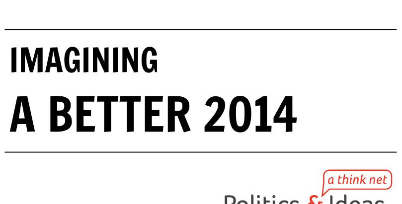 Imagining a better 2014 (1) Ramón-Antonio Gutiérrez Palacios