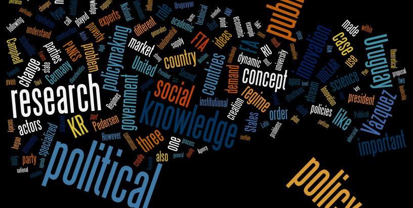 Building a new concept: Political Knowledge Regimes