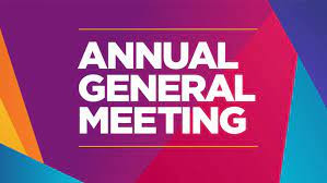 Virtual AGM meeting - April 17th, 2021 (SAT)