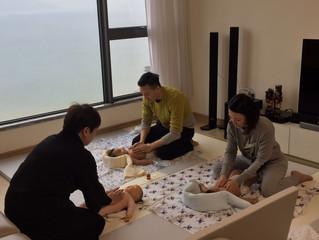 IAIM (香港分會) 2018  《致力推廣嬰兒按摩》第一擊 ! ! !